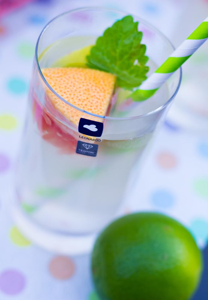 Zitrus-Limonade