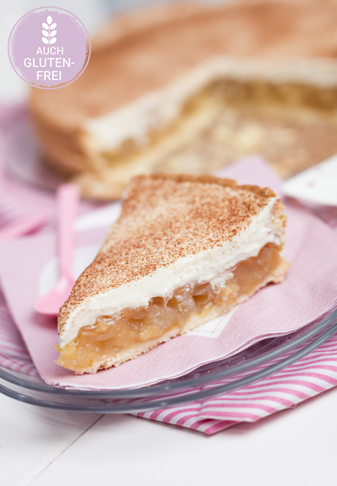 Apfelwein-Torte