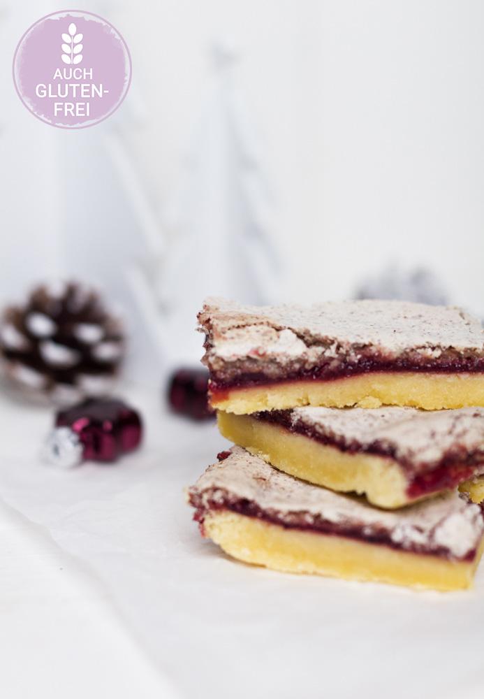 Marmeladen-Schnitten