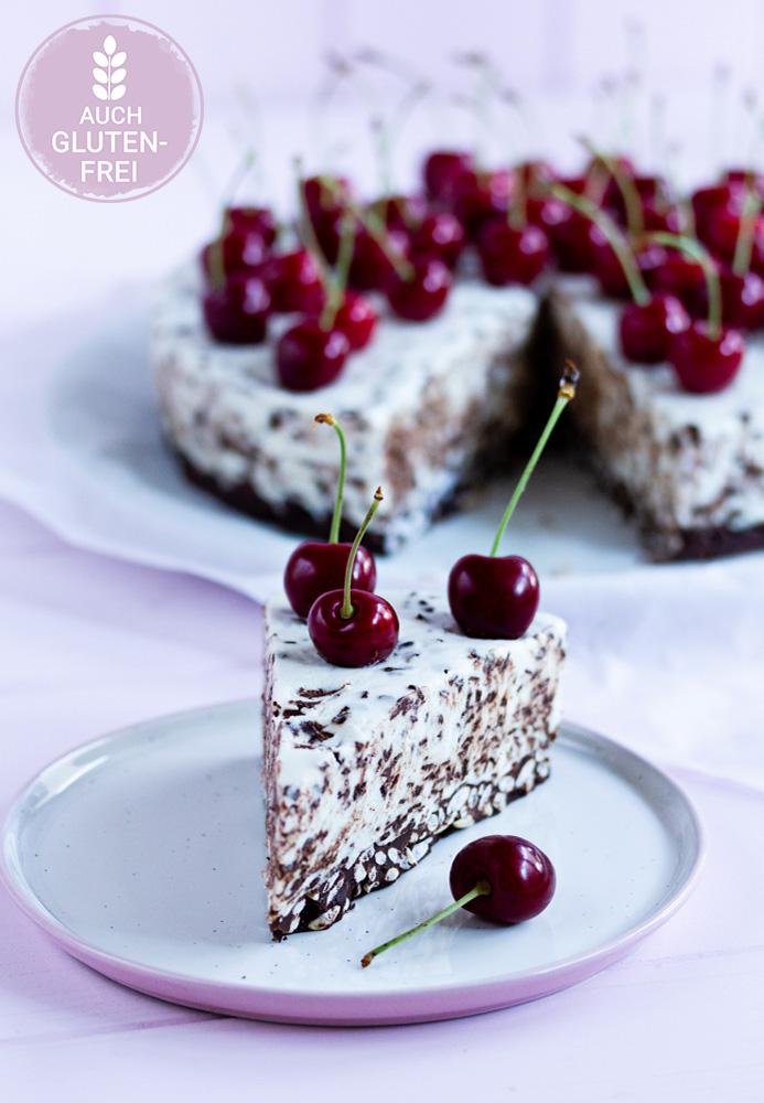 Kirsch-No-Bake-Torte